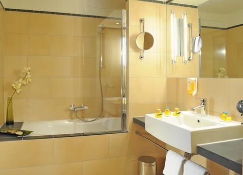 Best Western Hotel Bremen City - Cuarto de baño de clientes