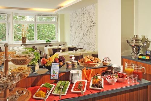 Best Western Hotel Bremen City - Restaurante/Comedor