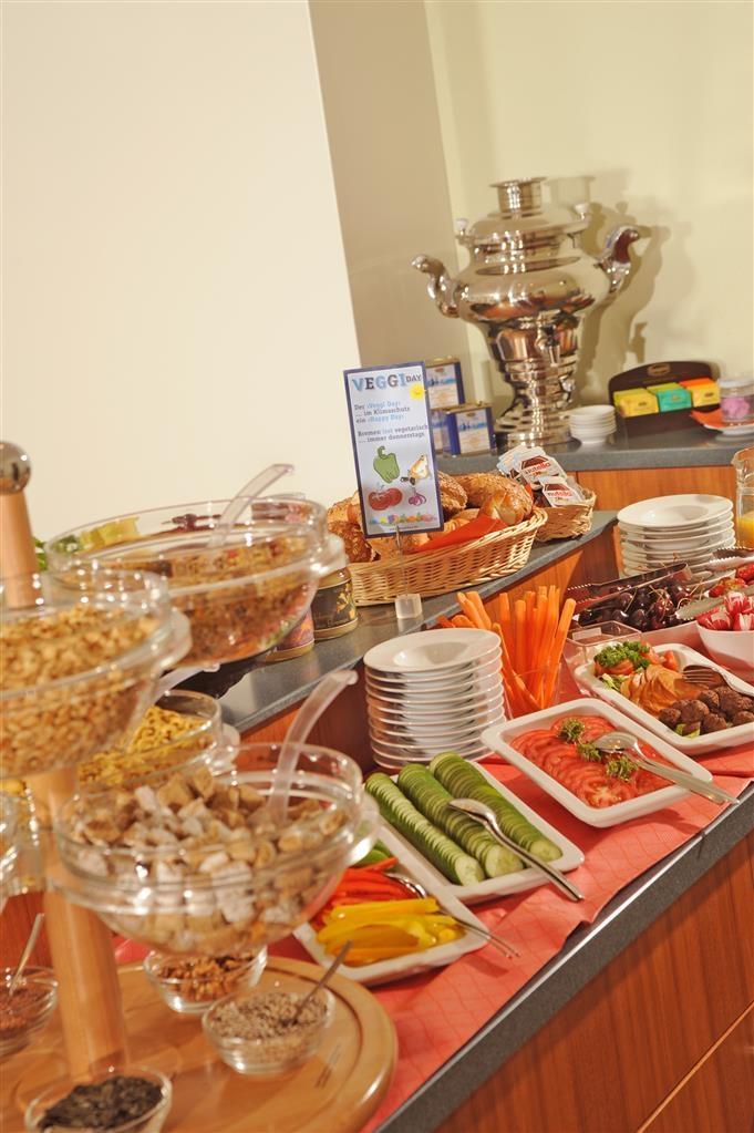 Best Western Hotel Bremen City - Restaurant / Etablissement gastronomique