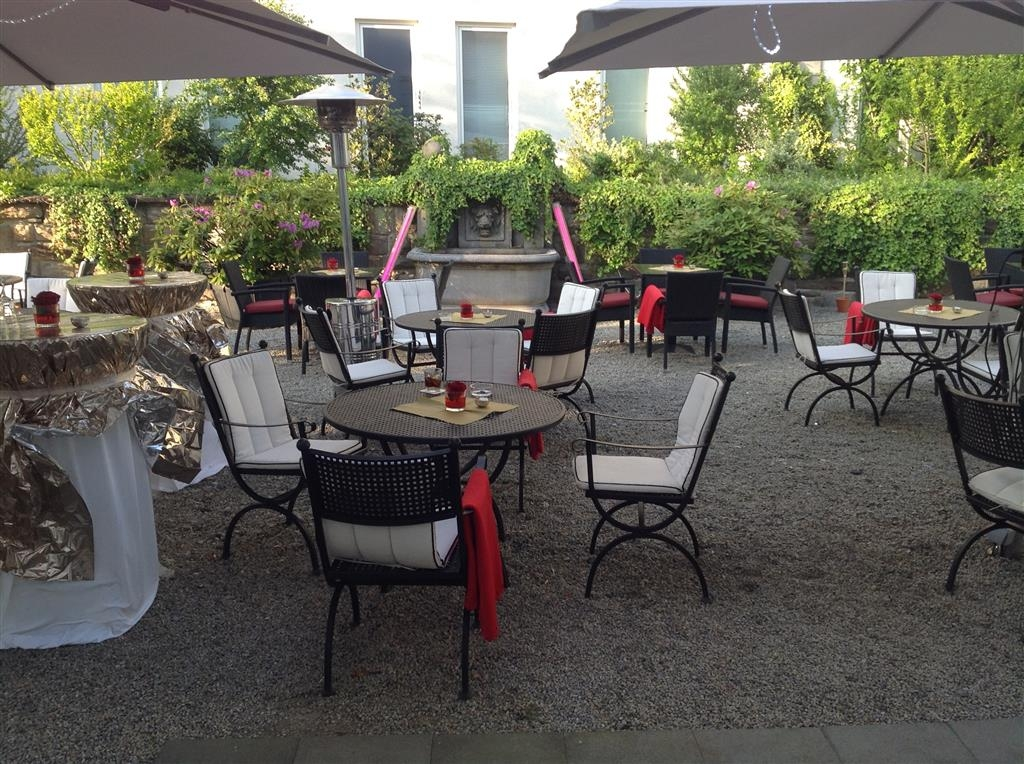 Best Western Hotel De Ville - Terrasse