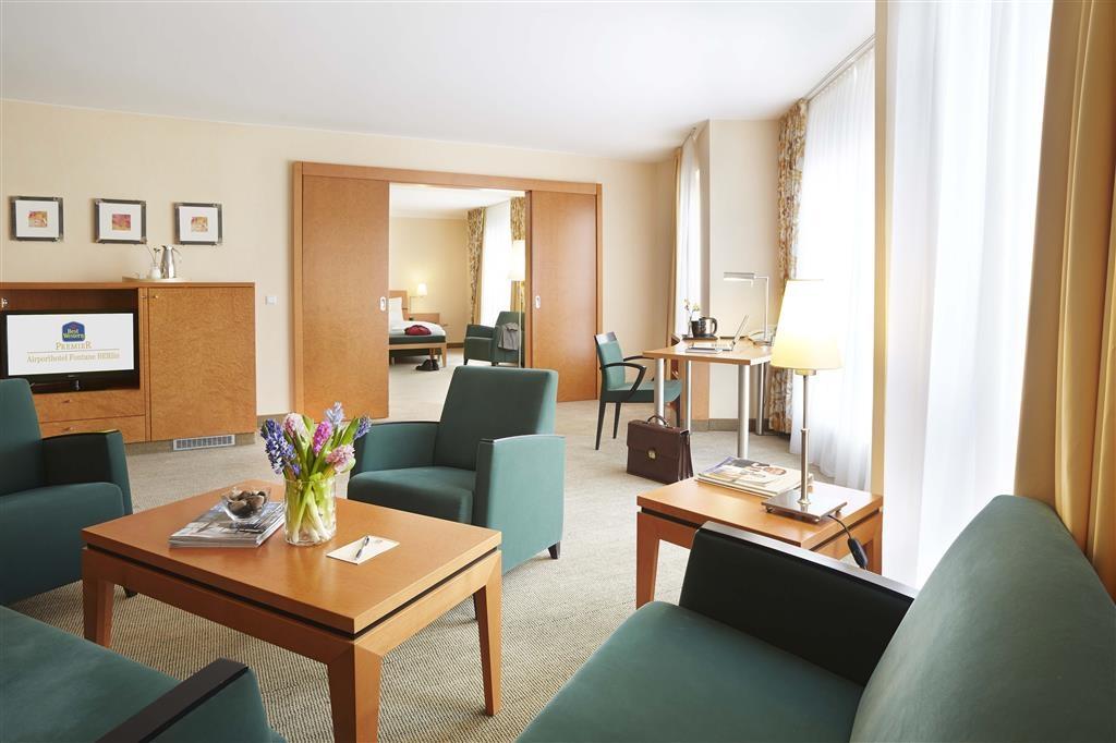Best Western Premier Airporthotel Fontane BERlin - Chambre