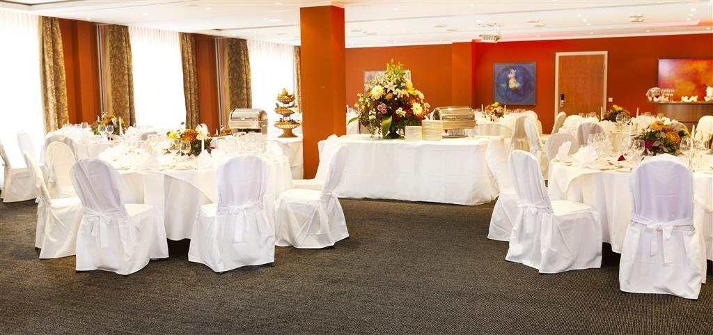 Best Western Premier Airporthotel Fontane BERlin - Salle de bal