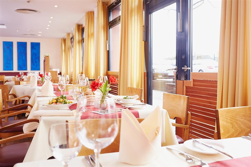 Best Western Premier Airporthotel Fontane BERlin - Restaurant