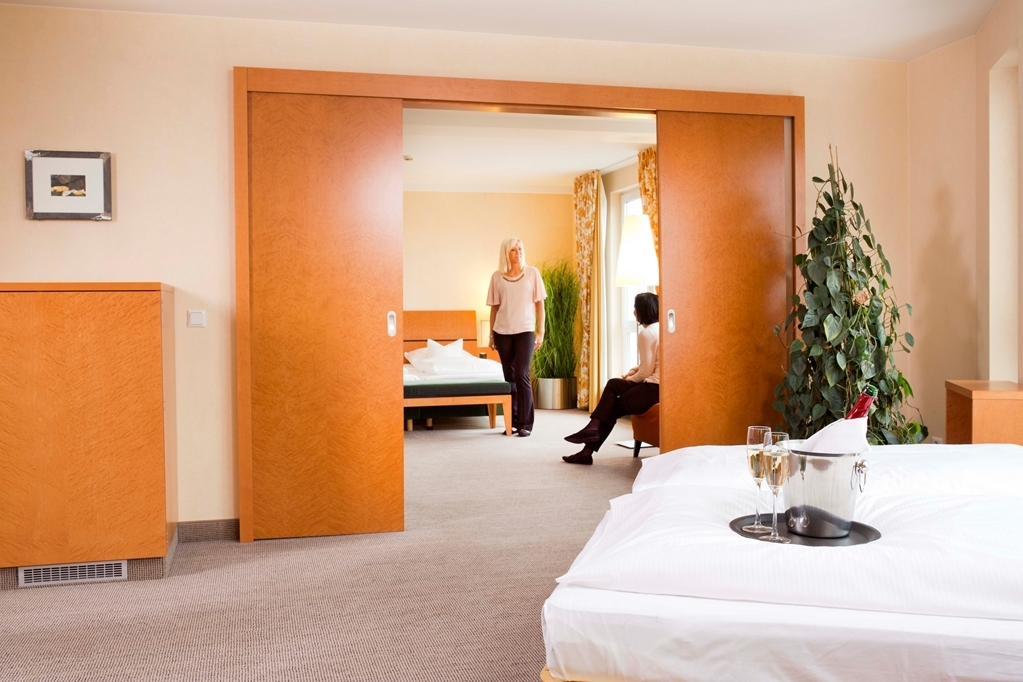 Best Western Premier Airporthotel Fontane BERlin - Chambres / Logements