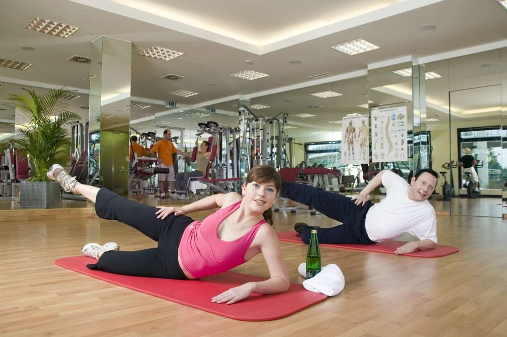 Best Western Premier Airporthotel Fontane BERlin - Fitness Center