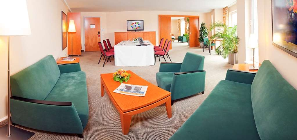 Best Western Premier Airporthotel Fontane BERlin - Vue du lobby