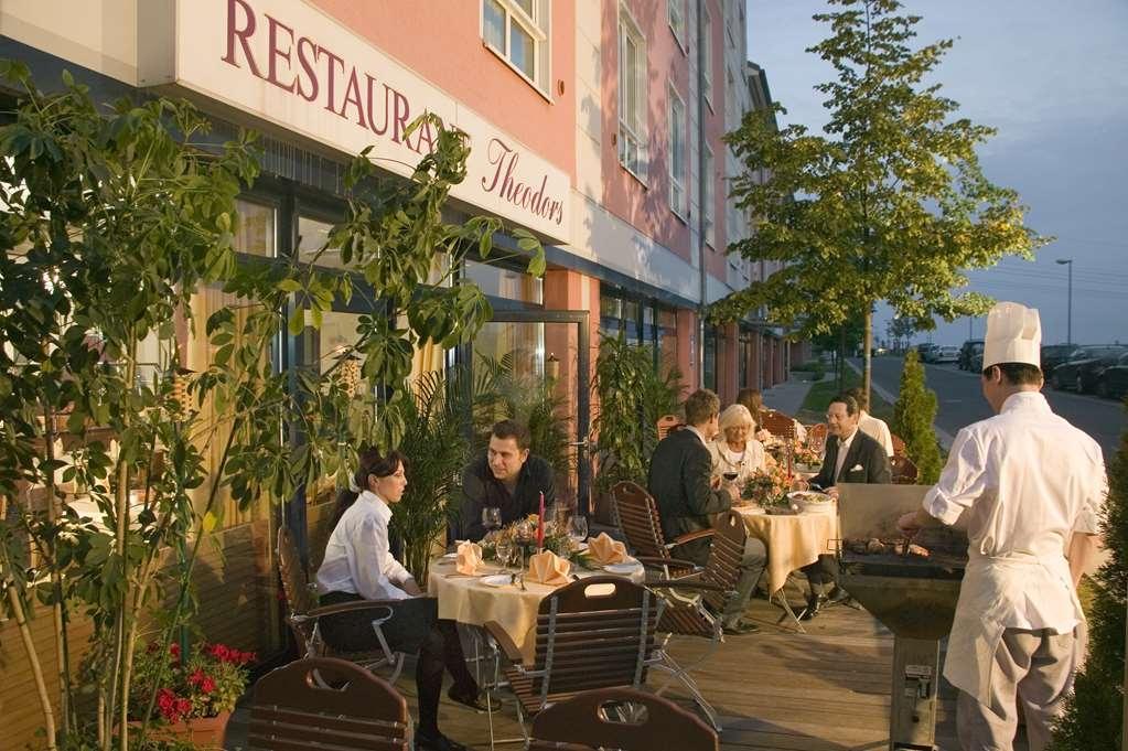 Best Western Premier Airporthotel Fontane BERlin - Restaurant / Etablissement gastronomique