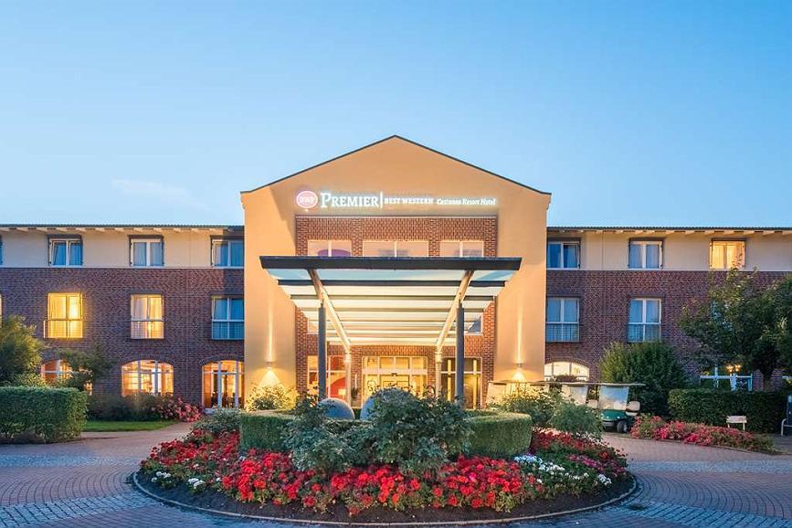 Best Western Premier Castanea Resort Hotel - Vue extérieure