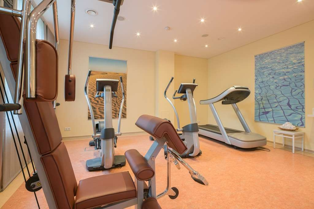 Best Western Premier Castanea Resort Hotel - fitness area