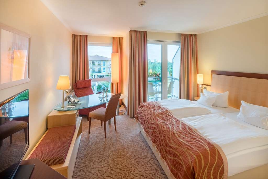 Best Western Premier Castanea Resort Hotel - Deluxe Guest Room with Balcony
