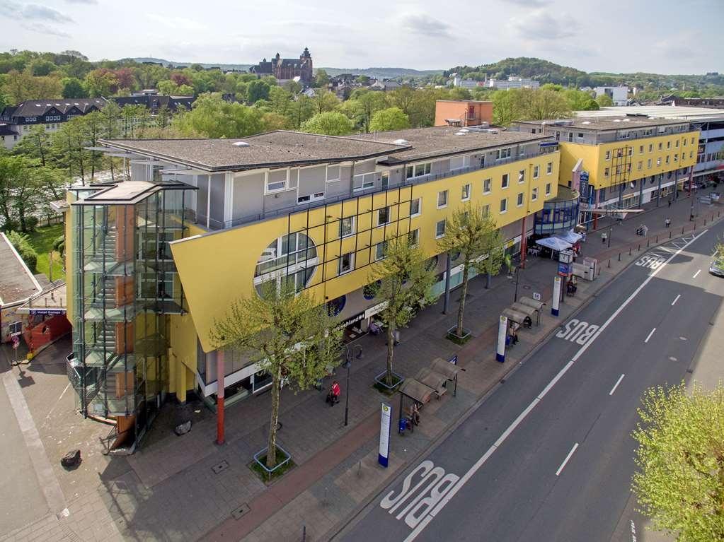Best Western Hotel Wetzlar - Außenansicht