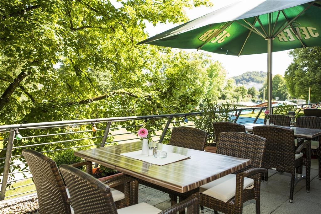 Best Western Hotel Wetzlar - Terrazza