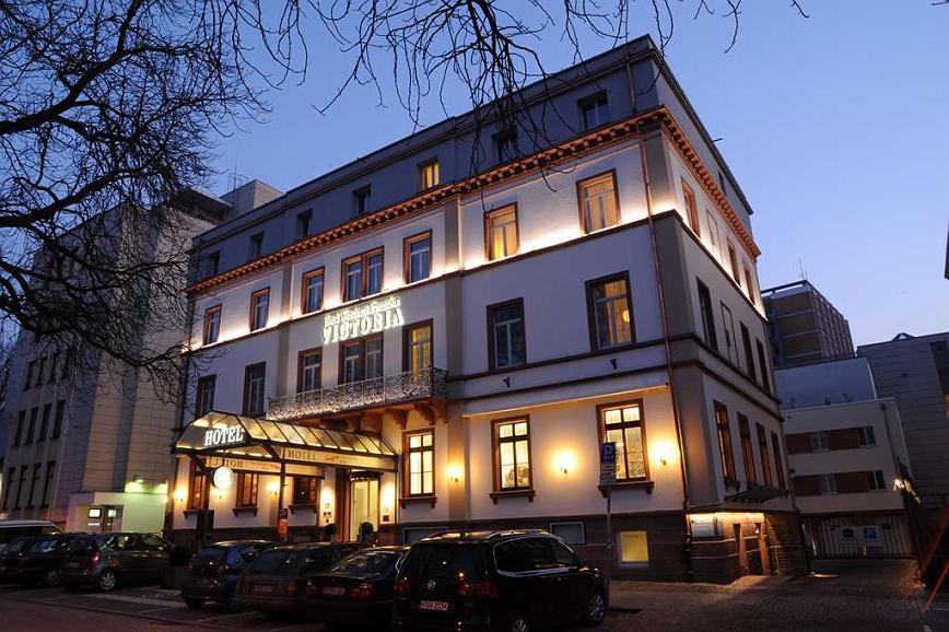 Best Western Premier Hotel Victoria - Aussenansicht