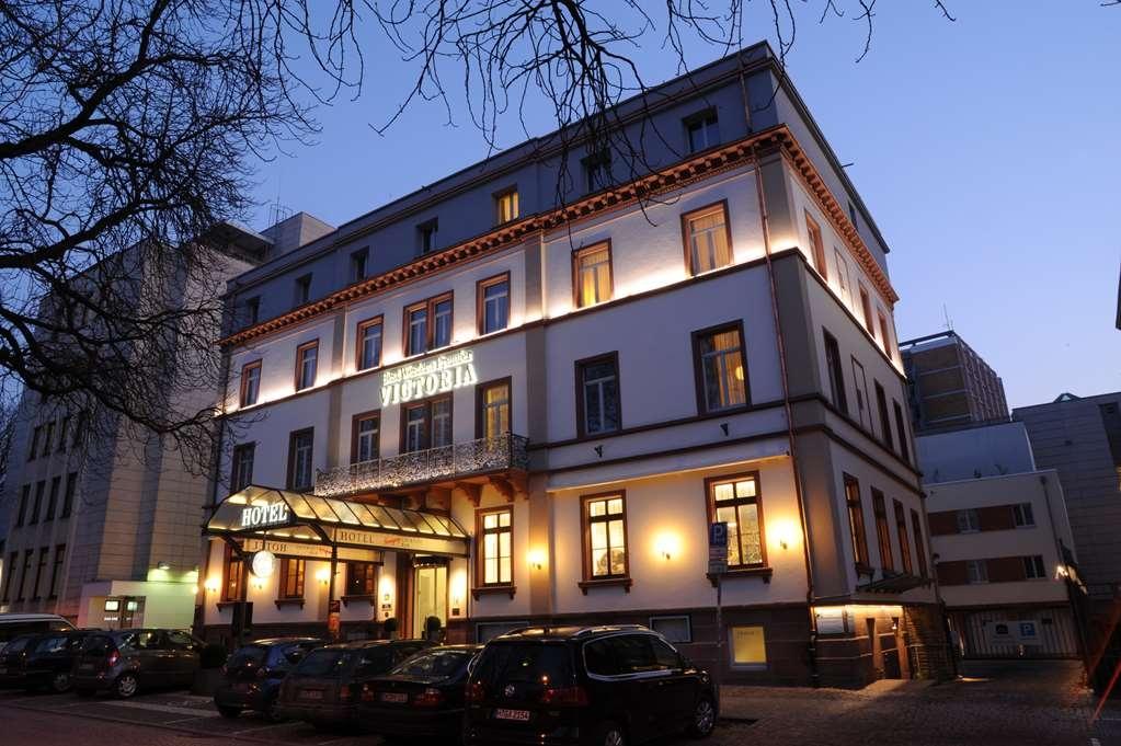 Best Western Premier Hotel Victoria - Facciata dell'albergo