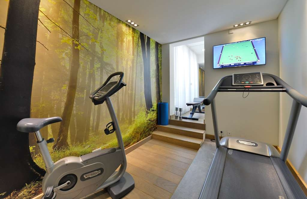 Best Western Premier Hotel Victoria - Fitness Center