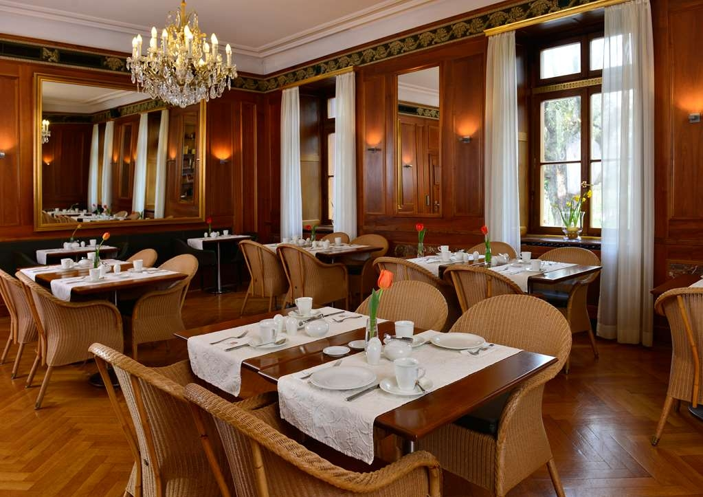Best Western Premier Hotel Victoria - Restaurant
