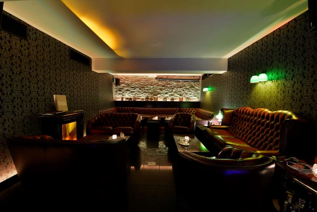 Best Western Premier Hotel Victoria - Bar/Salón