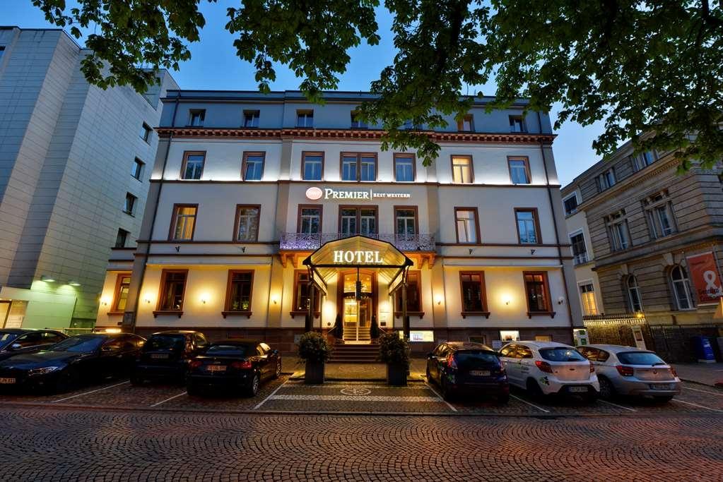 Best Western Premier Hotel Victoria - Vista Exterior