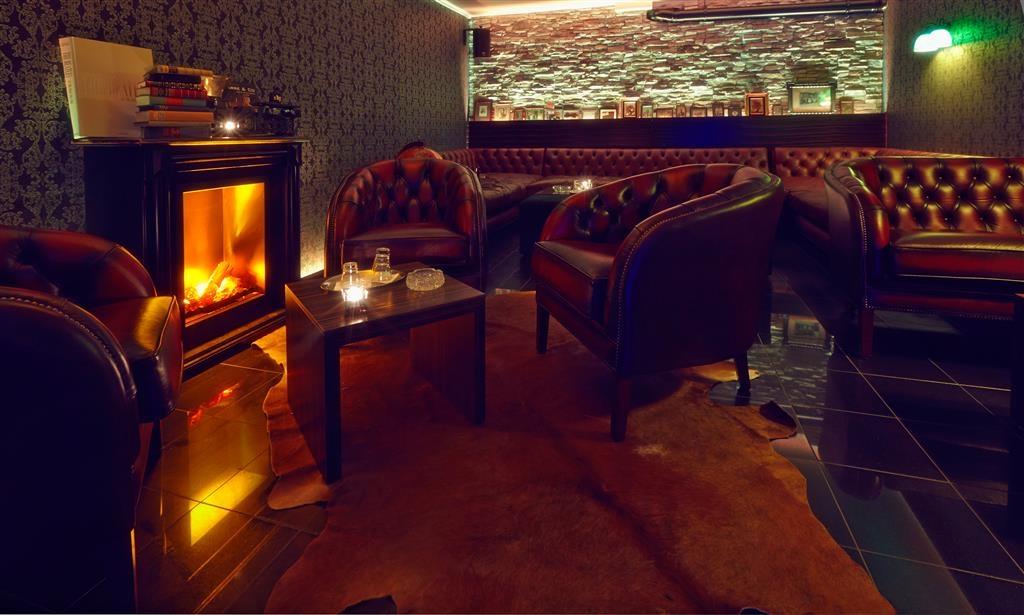 Best Western Premier Hotel Victoria - Vestíbulo