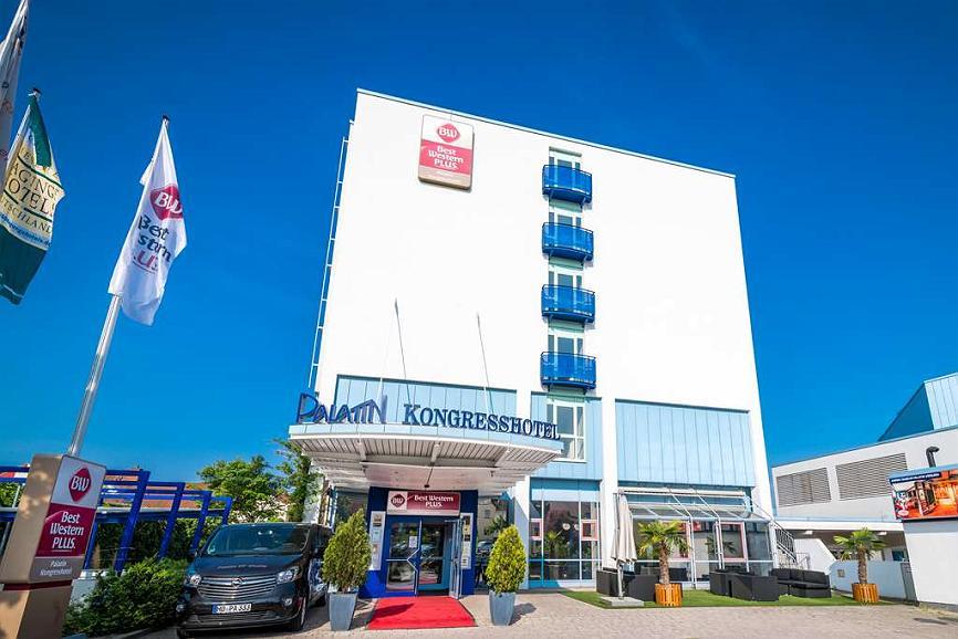 Best Western Plus Palatin Kongress Hotel - Area esterna