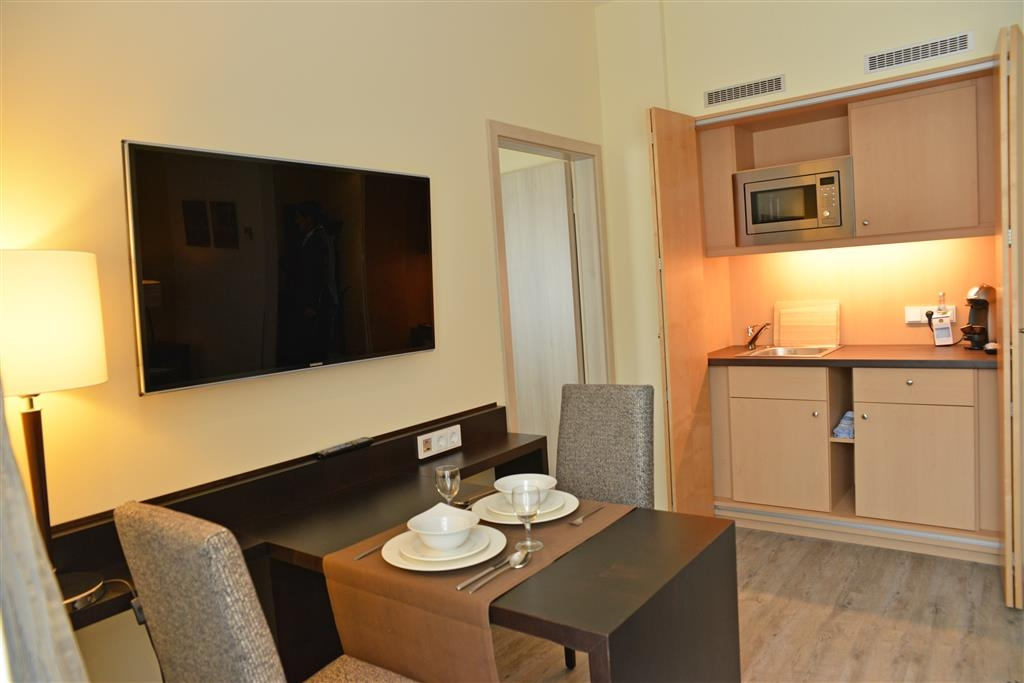 Best Western Plus Palatin Kongress Hotel - Suite
