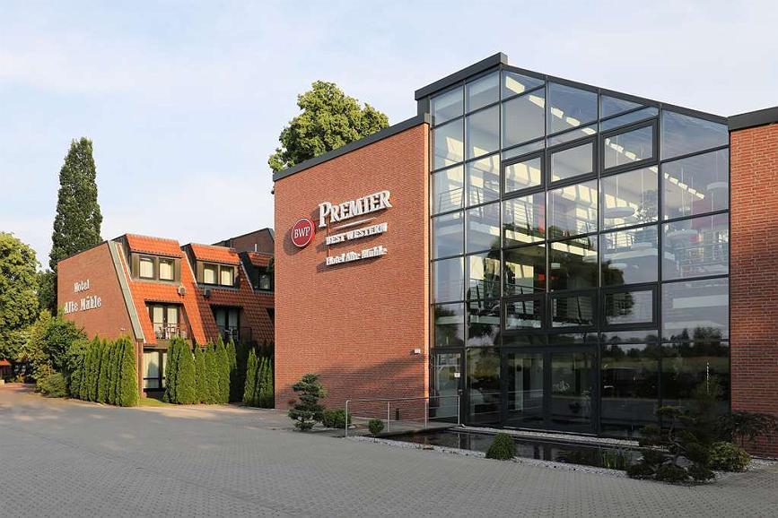 Best Western Premier Hotel Alte Muehle - Area esterna