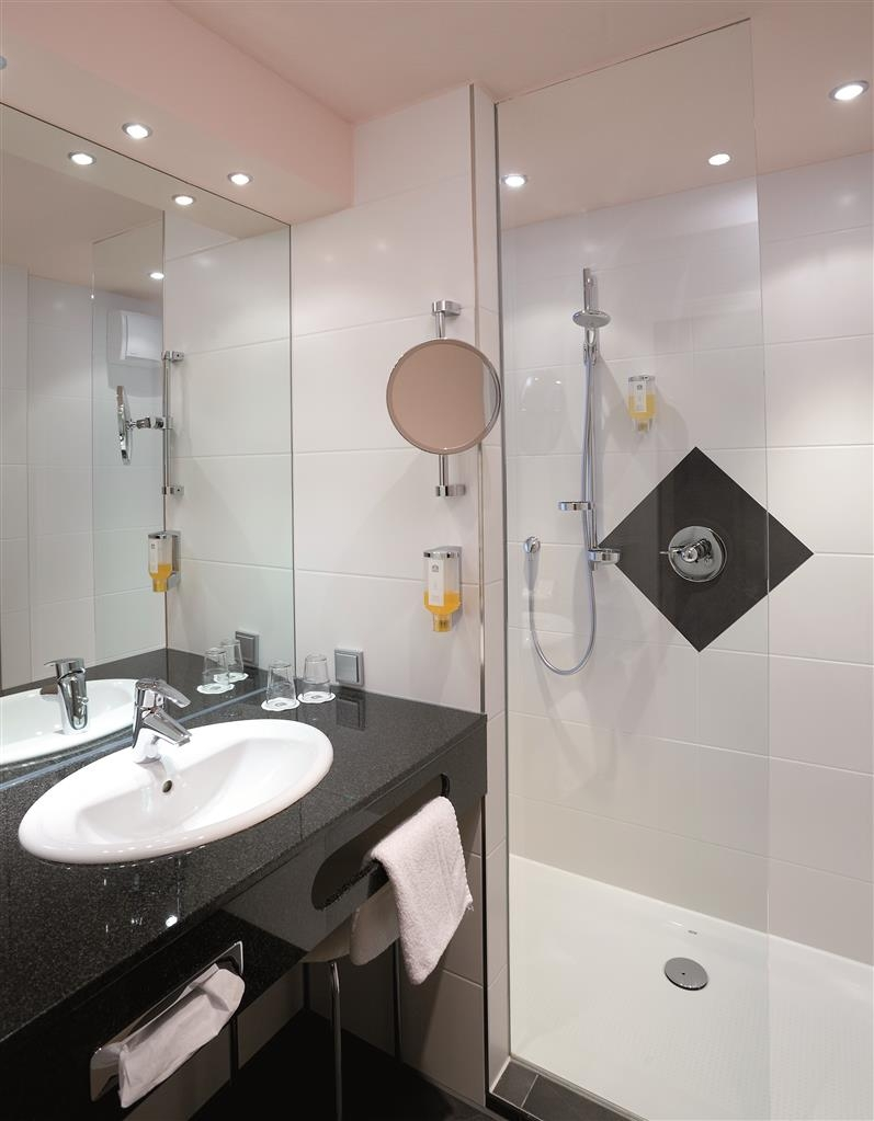 Best Western Premier Hotel Alte Muehle - Salle de bains