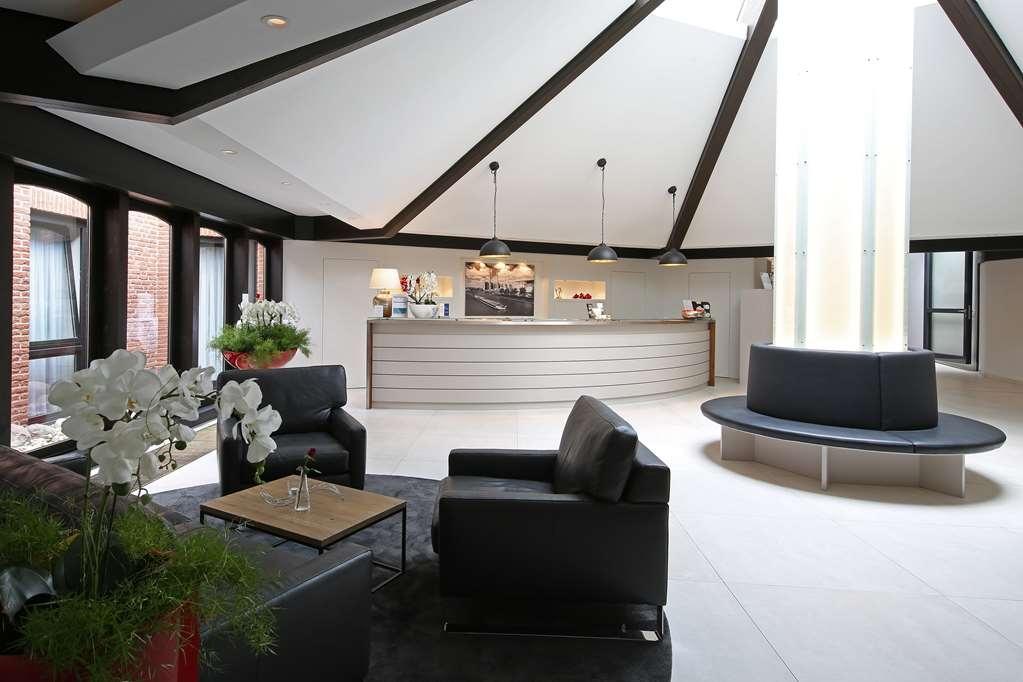 Best Western Premier Hotel Alte Muehle - Vue du lobby