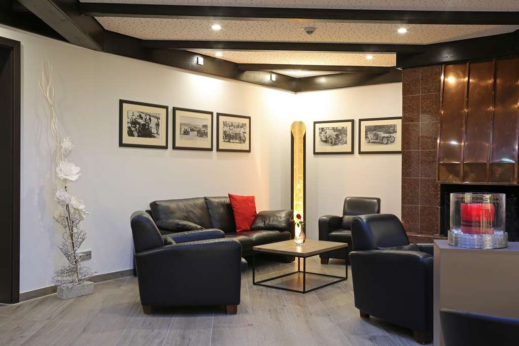 Best Western Premier Hotel Alte Muehle - Bar / Lounge