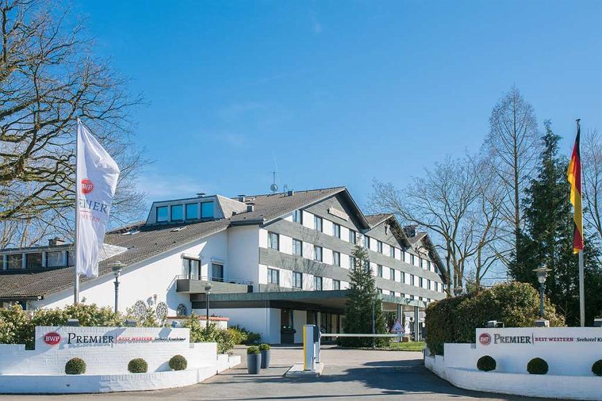 Best Western Premier Seehotel Krautkraemer - Vista exterior