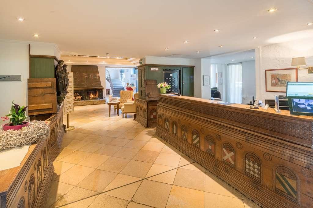 Best Western Premier Seehotel Krautkraemer - Vue du lobby