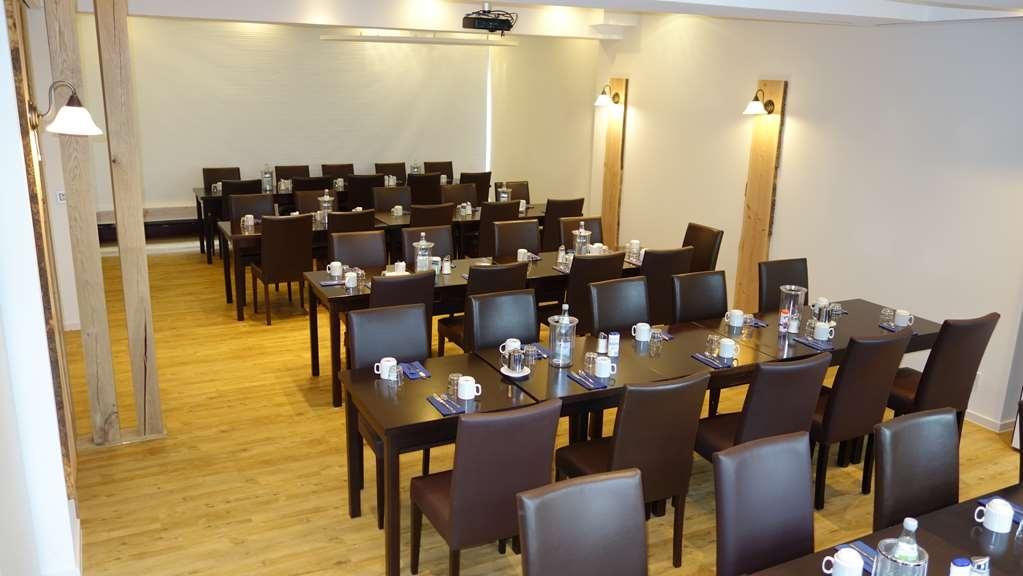 Best Western Hotel Stuttgart 21 - Salle de réunion