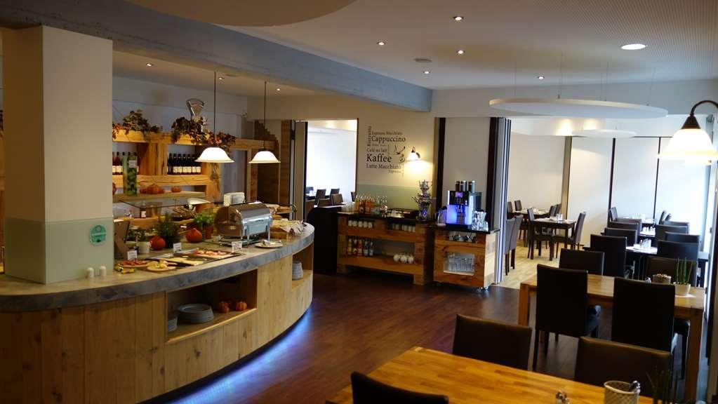 Best Western Hotel Stuttgart 21 - Breakfast Area