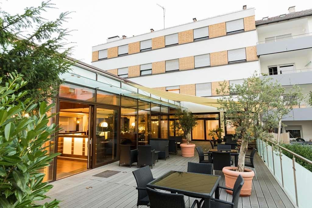 Best Western Hotel Stuttgart 21 - Facciata dell'albergo