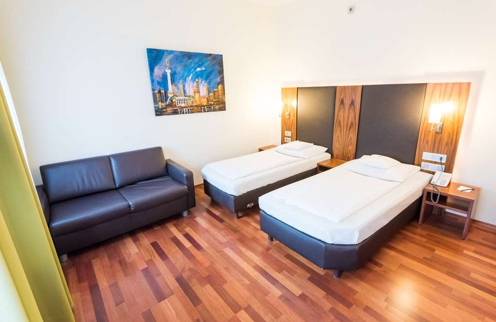 Best Western Hotel Stuttgart 21 - Chambres / Logements
