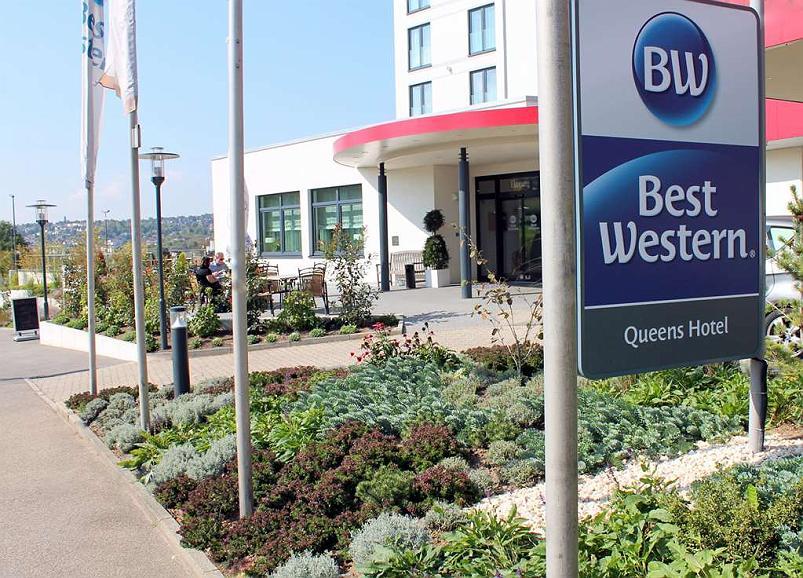 Best Western Queens Hotel Pforzheim-Niefern - Exterior