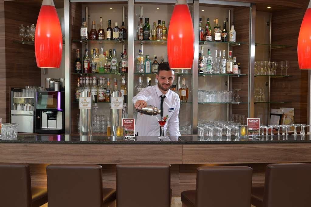 Best Western Queens Hotel Pforzheim-Niefern - Bar / Lounge