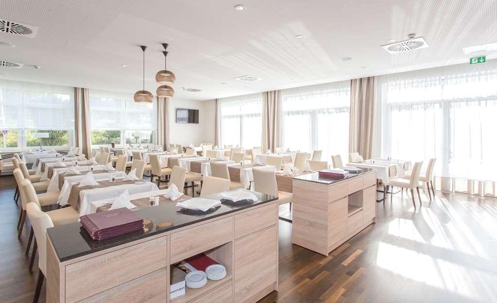 Best Western Queens Hotel Pforzheim-Niefern - Restaurante/Comedor