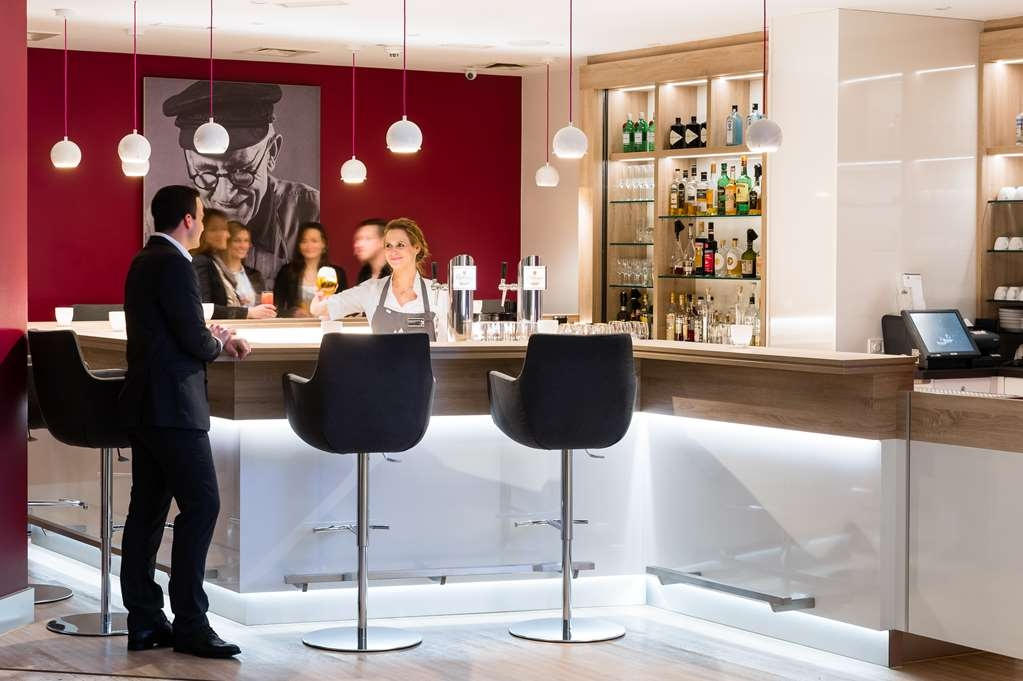 Best Western Plus Parkhotel Velbert - Bar / Lounge