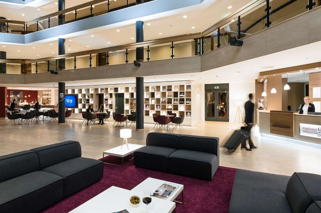 Best Western Plus Parkhotel Velbert - Hall