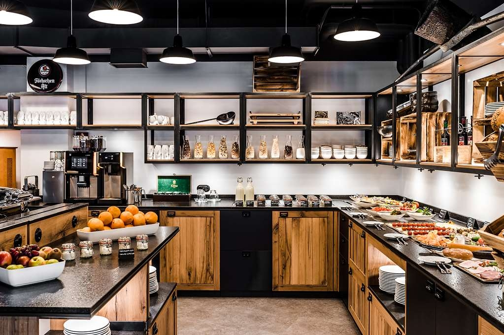Best Western Plus Parkhotel Velbert - restaurant