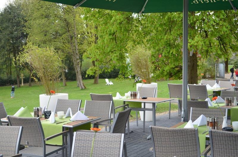 Best Western Plus Parkhotel Velbert - Terrazza