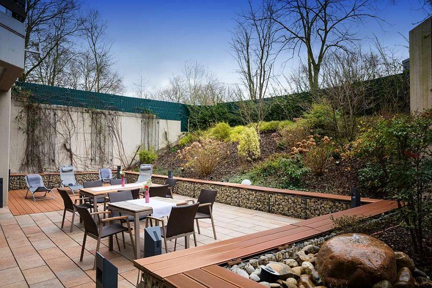 Best Western Leoso Hotel Leverkusen - Terrace