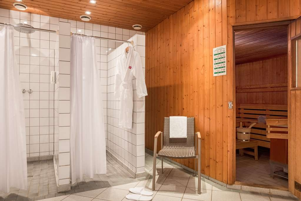 Best Western Leoso Hotel Leverkusen - Centro benessere