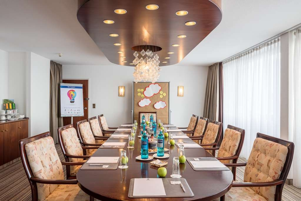 Best Western Leoso Hotel Leverkusen - Sala de reuniones