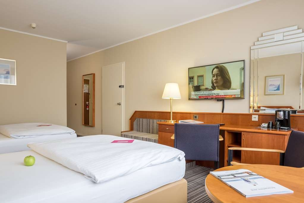 Best Western Leoso Hotel Leverkusen - Habitaciones/Alojamientos