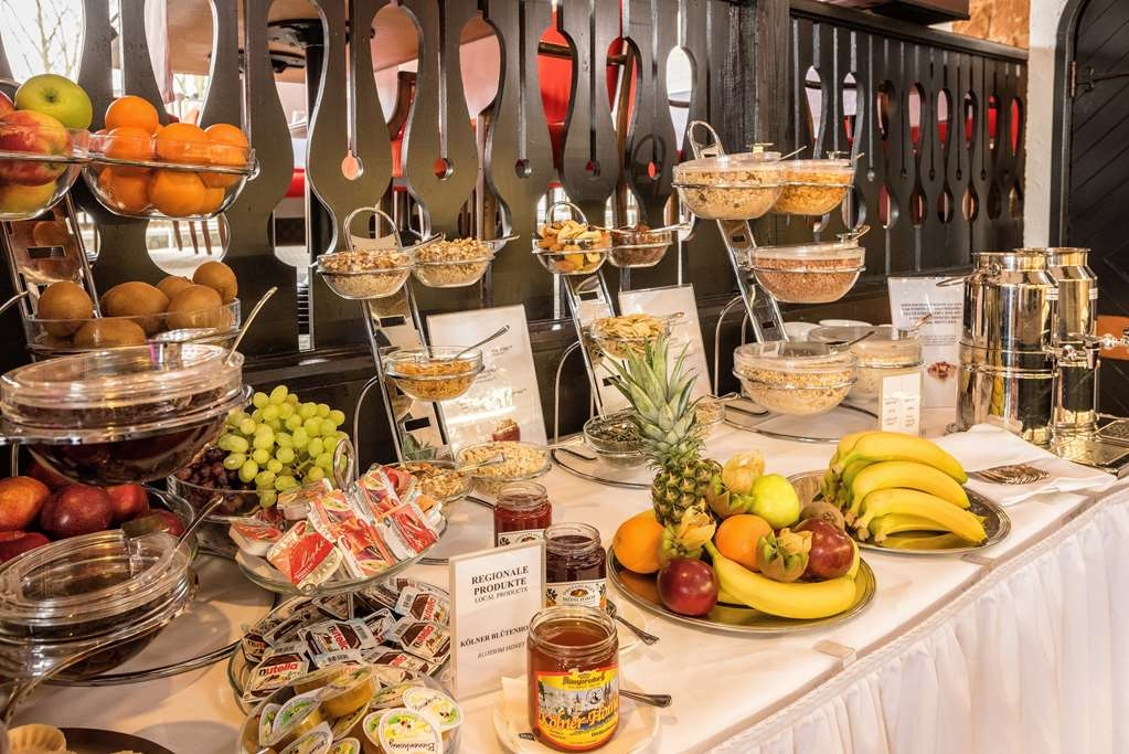 Best Western Leoso Hotel Leverkusen - Restaurant / Etablissement gastronomique