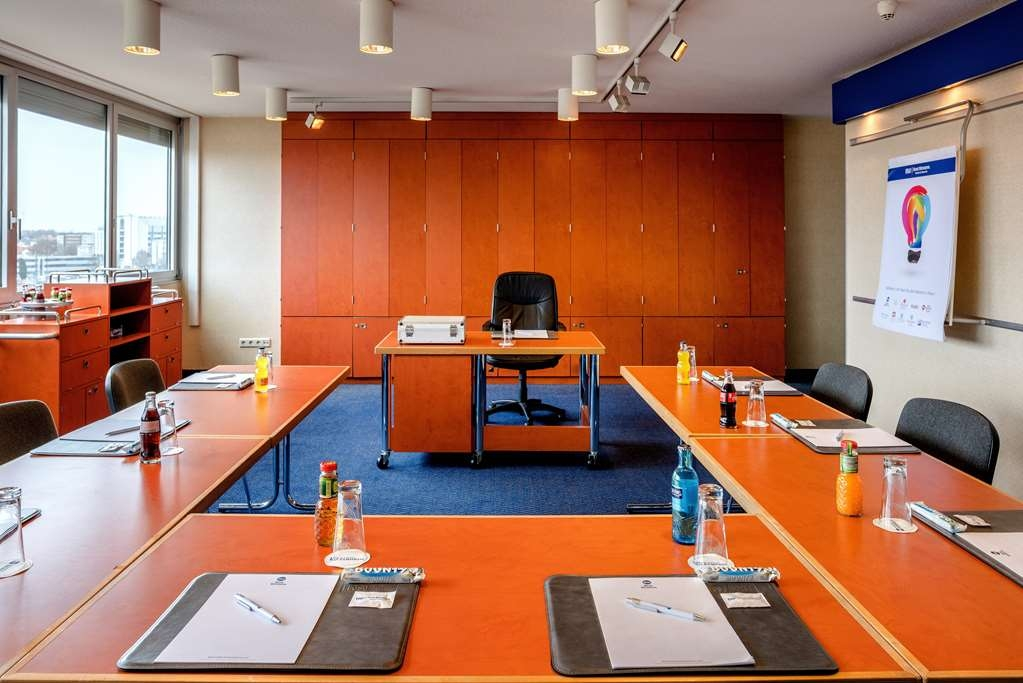 Best Western Leoso Hotel Ludwigshafen - Meeting room