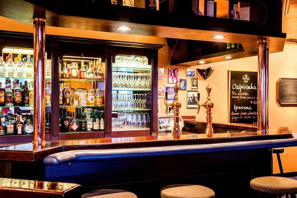 Best Western Leoso Hotel Ludwigshafen - Bar/Salón
