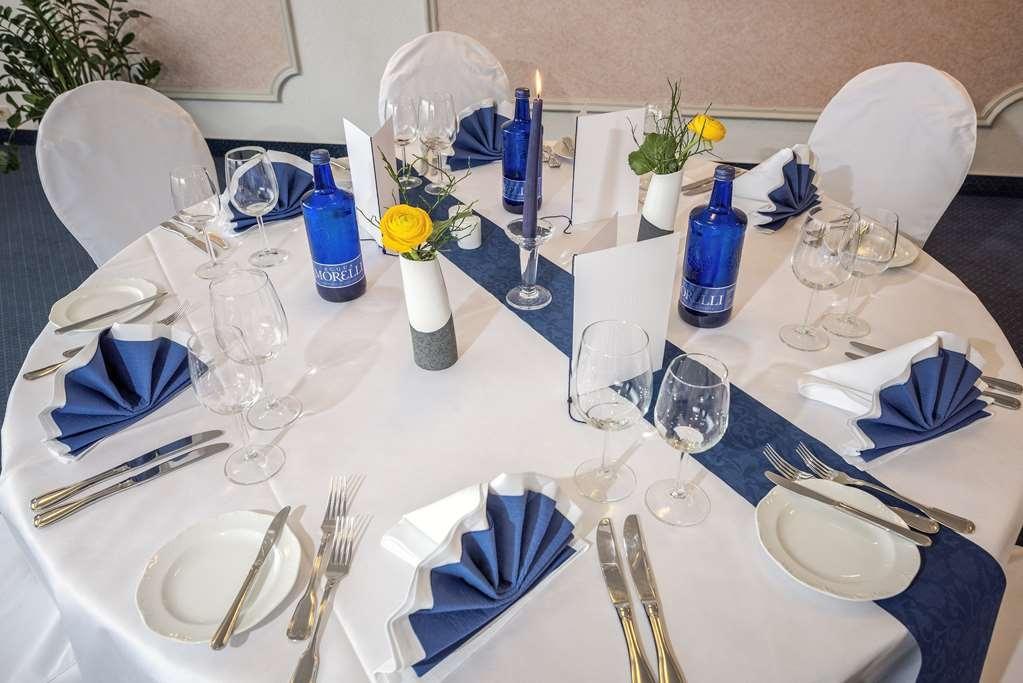 Best Western Leoso Hotel Ludwigshafen - Restaurante/Comedor
